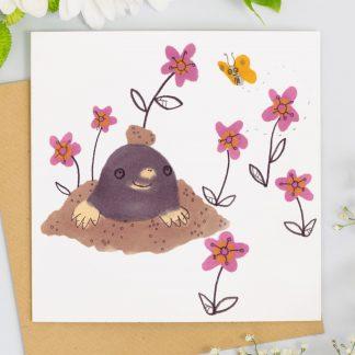 mole card