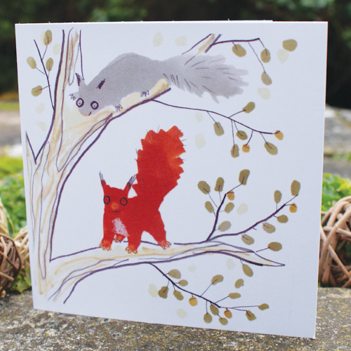jo clark design animals card