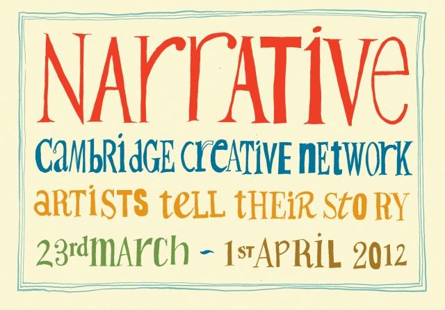 Cambridge Creative Network Exhibition