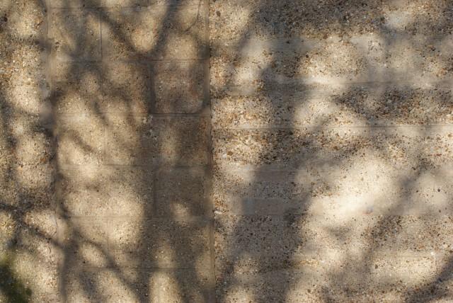 Shaddows on concrete photo jo clark design