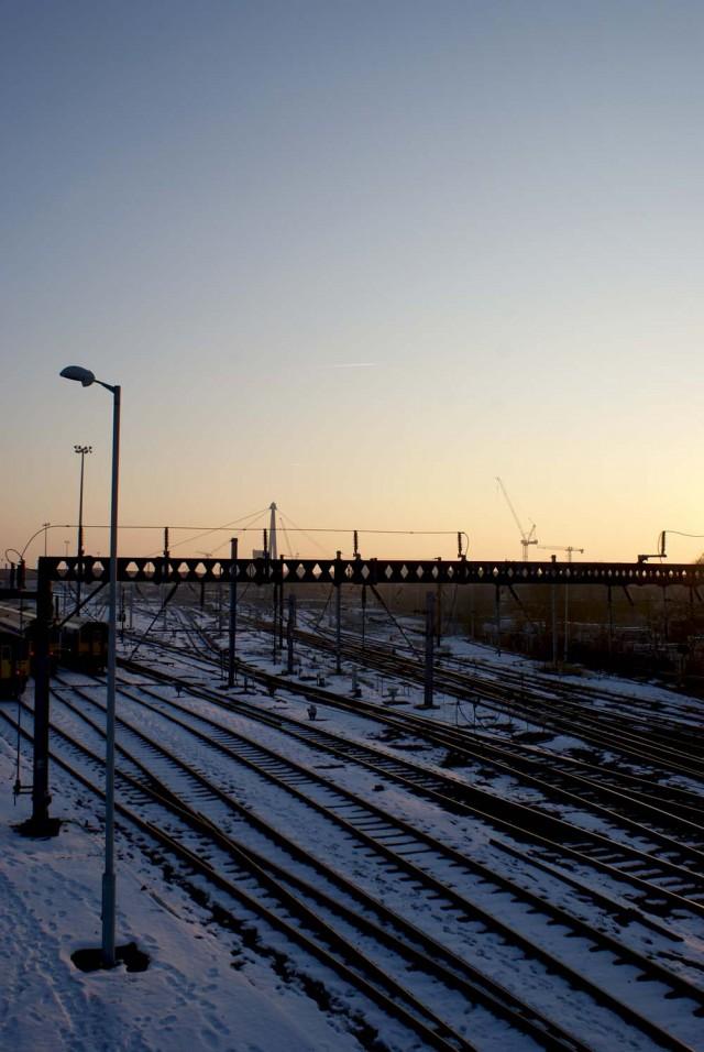 train tracks cambridge