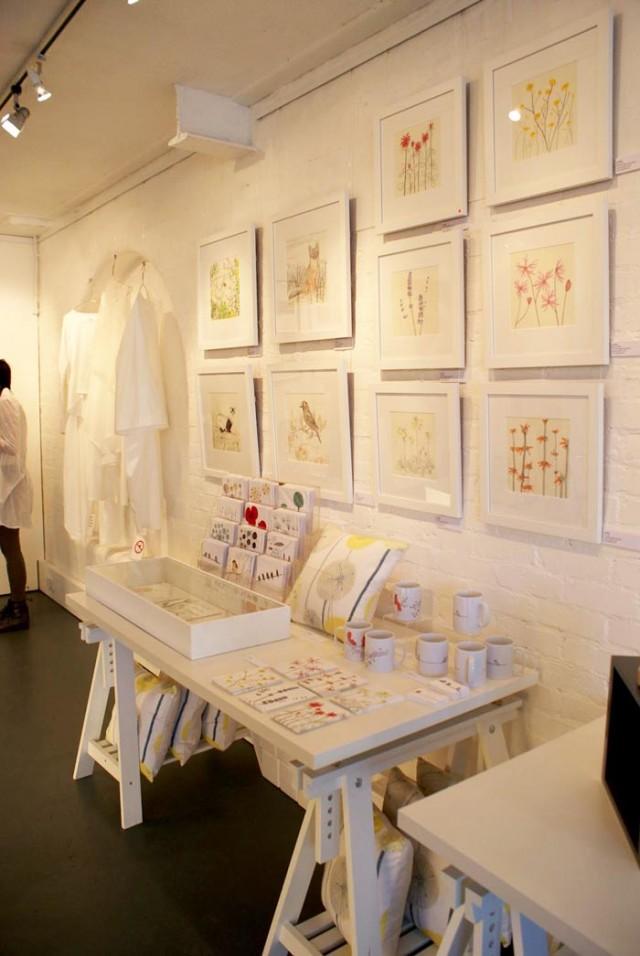 Jo Clark Art exhibition