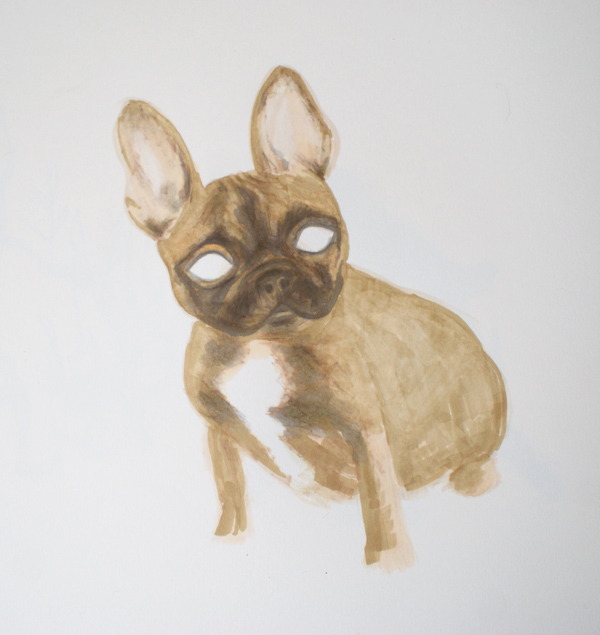 French Bulldog Commission