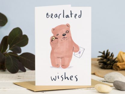 Belated Wishes Birthday Card