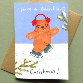 Have A Bearilliant Christmas