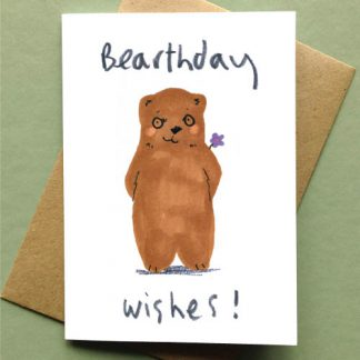 Bearthday Wishes