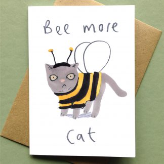 Bee More Cat