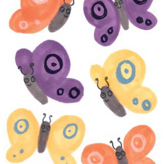 Butterflies Sticker Set