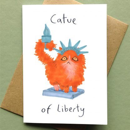 Catue Of Liberty