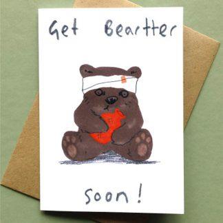 Get Beartter Soon