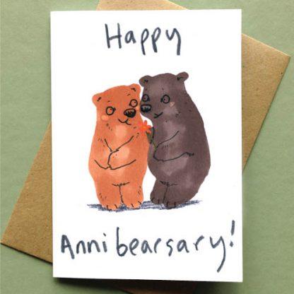 Happy Annibearsary