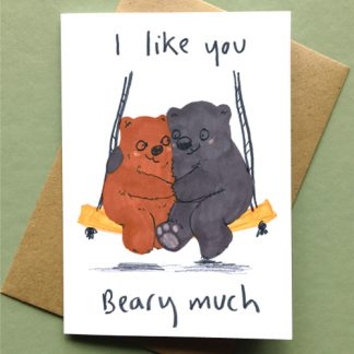 I Like You Beary Much