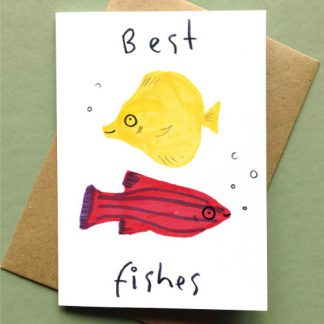 Best Fishes Card