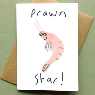 Prawn Star Card