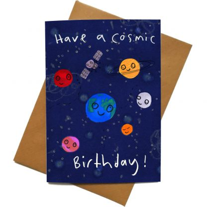 Have A Cosmic Birthday