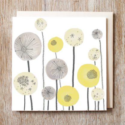 Seed Spheres Card