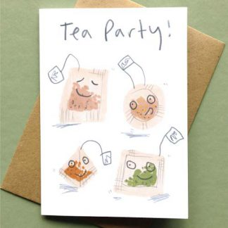 Tea Party Card