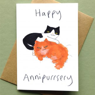 Happy Annipurrsery