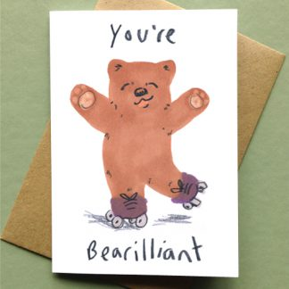 You're Bearilliant
