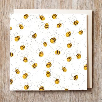 Honey Bee's Card