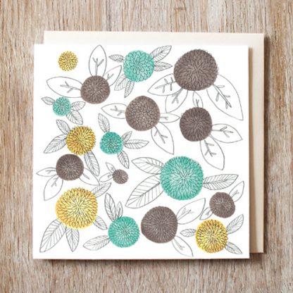 Magnolia Patch Card