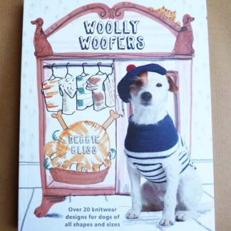 Woolly Woofers Knitting Pattern Book