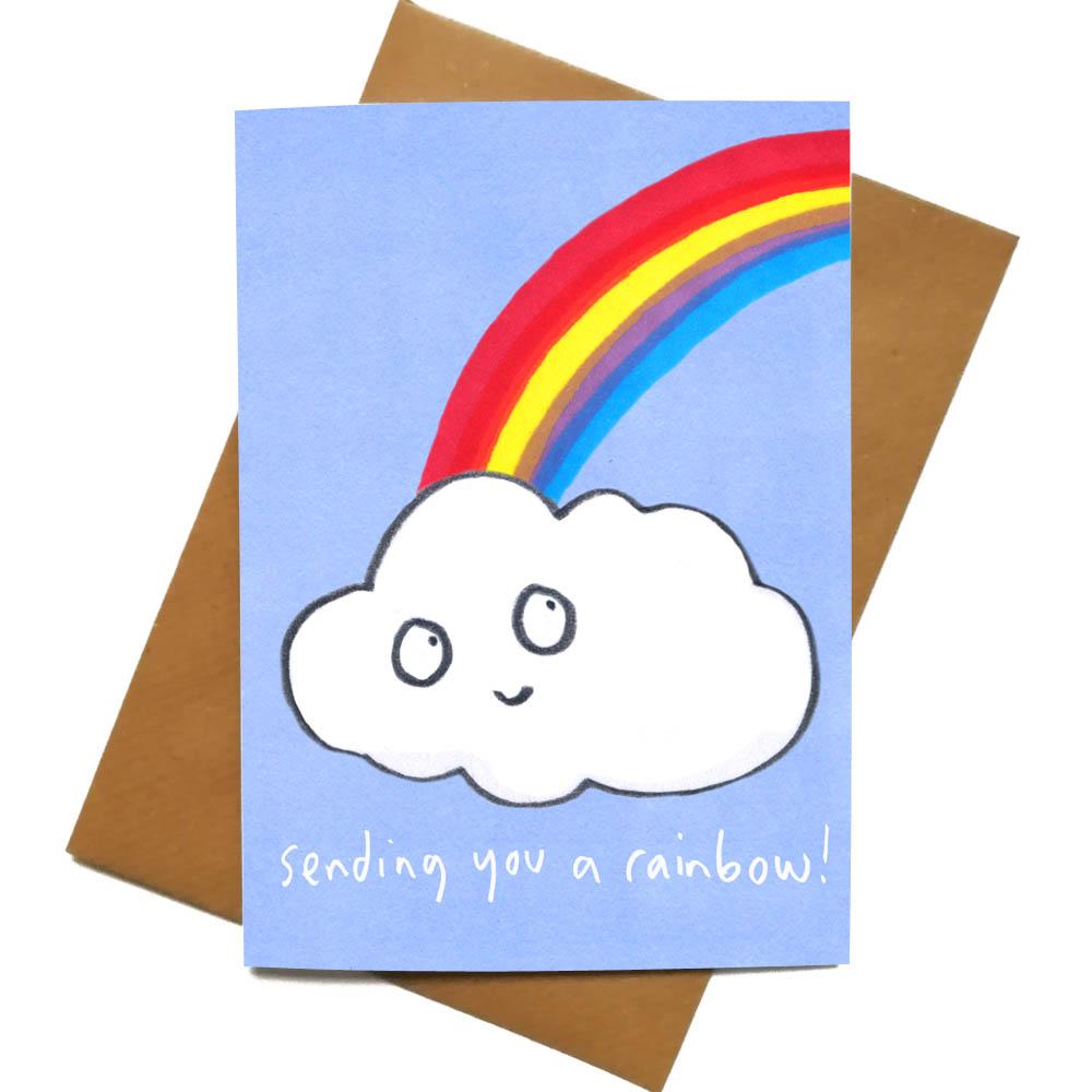 Sending You A Rainbow