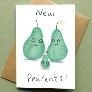 New Pearents Card