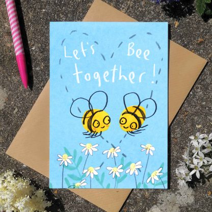 Lets Bee Together