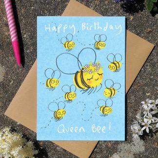 Happy Birthday Queen Bee