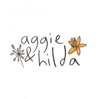 Aggie & Hilda Logo