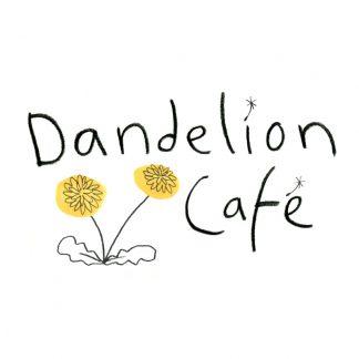 Dandelion Cafe Branding