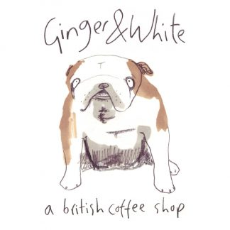 Ginger & White Branding