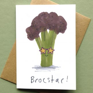 Brocstar Card