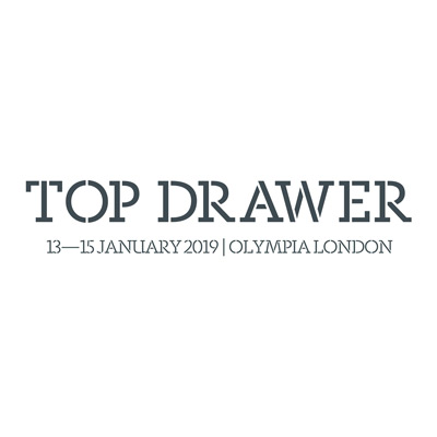 top drawer olympia london 13-15 January 2019 stand z40