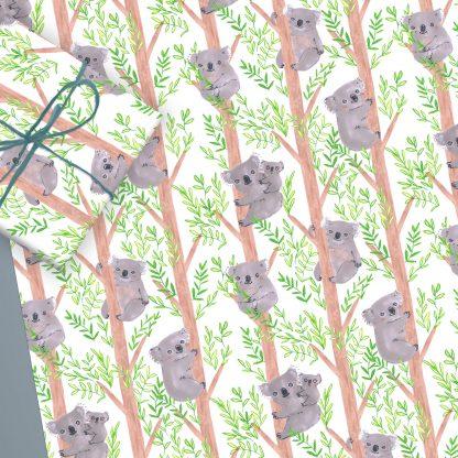 koala gift wrap