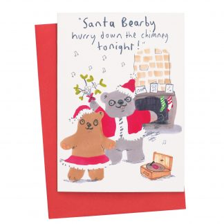 Santa Bearby