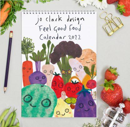 Feel Good Food Calendar